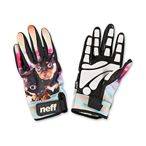 Neff Chameleon Gloves - Puppy