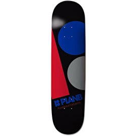 Plan B Team Massive Skateboard Deck - 7.75