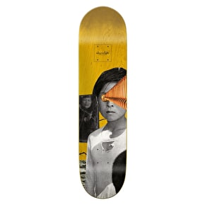 Chocolate Dru Collage Skateboard Deck - Perez 8.25