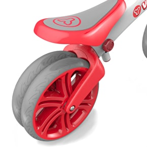 Y Velo Junior Balance Bike - Red