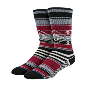 Stance Side Step Salem Socks