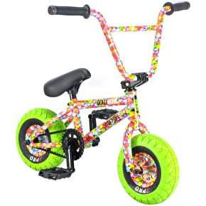 Rocker3 Crazy Main Mini BMX - Candy