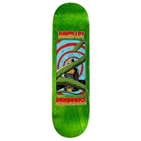 Birdhouse Whiskey Snake Pro Skateboard Deck - Loy 8.375