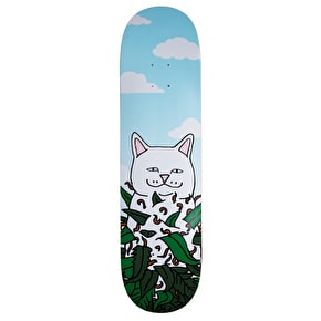 RIPNDIP Green Thumb Nerm Skateboard Deck - Multi