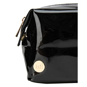 Mi-Pac Patent Wash Bag - Black