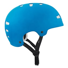 TSG Evolution Helmet - Satin Cyan