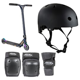 Crisp 2018 Ultima Stunt Scooter Bundle