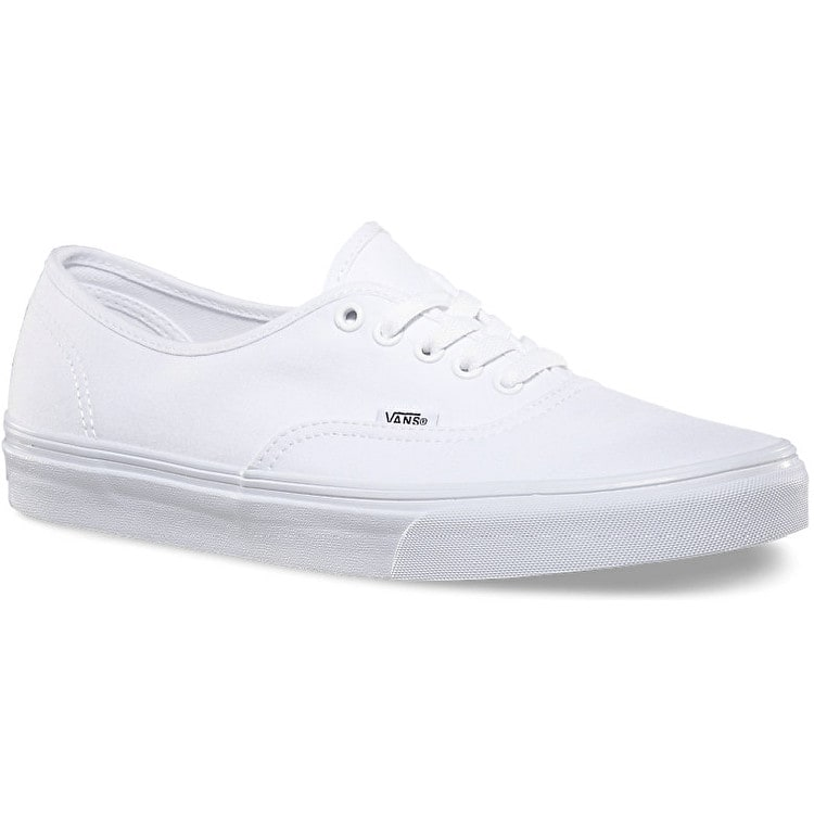 Vans Authentic Shoes - True White