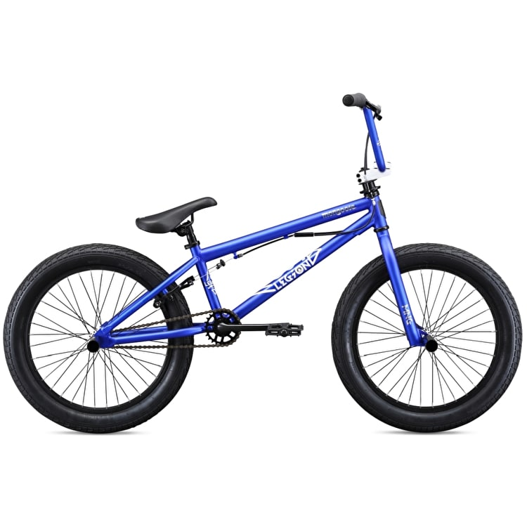 Mongoose Legion L20 Complete BMX Bike - Blue