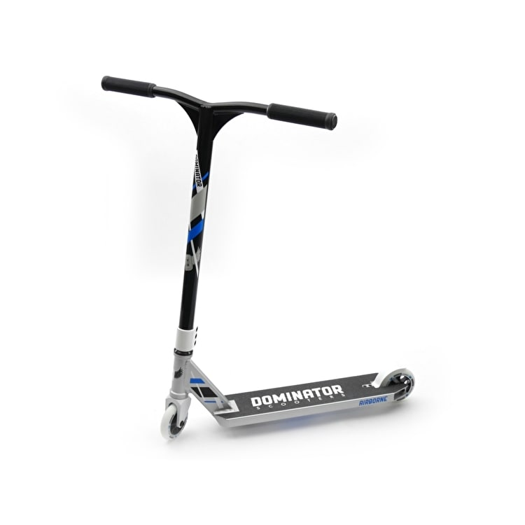 Dominator Scooter - Airborne - Silver/Black