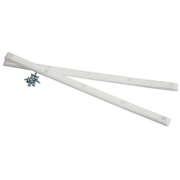 Pig Skateboard Rails - White