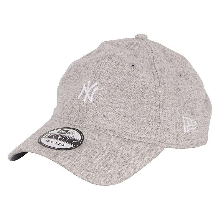 New Era 9Forty Herringbone Cap - New York Yankees