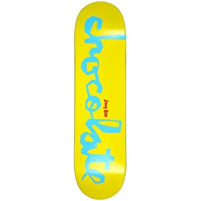 Chocolate Skateboard Deck - Original Chunk Hsu 8.125