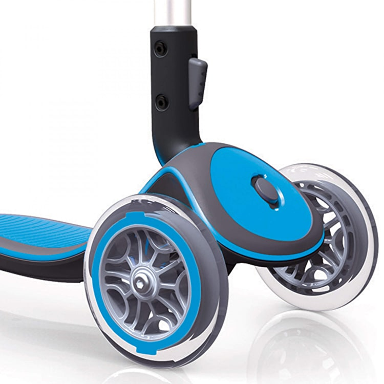 Globber My Free Elite Complete Scooter - Sky Blue