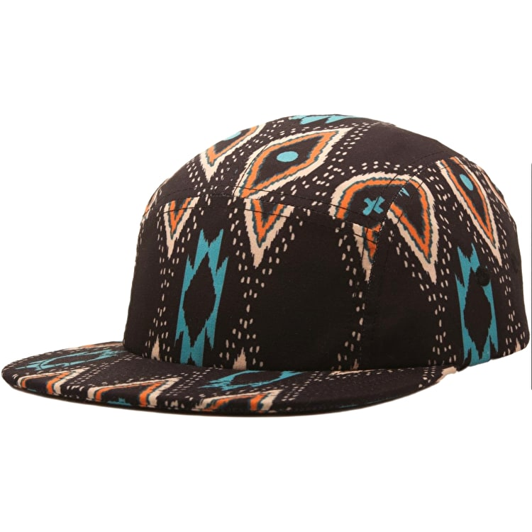 Neff Tribal Camper Cap - Black