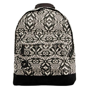 Mi-Pac Backpack - Alpine Black/Cream