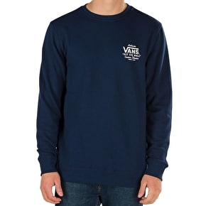 Vans Holder Street Crew - Dress Blues