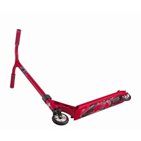 Grit 2017 Fluxx Complete Scooter - Satin Red
