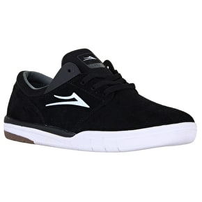Lakai Fremont Skate Shoes - Black Suede