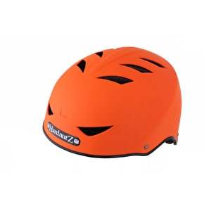 HardnutZ Rubber Helmet - Orange