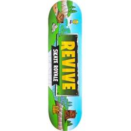 ReVive Skate Royale Skateboard Deck