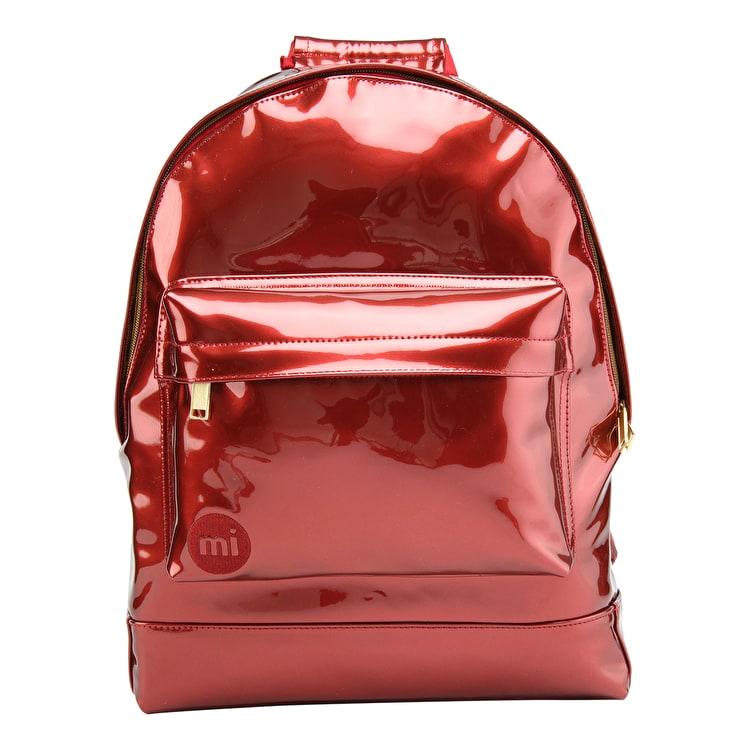Mi-Pac Patent Backpack - Red