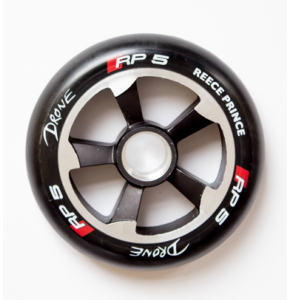 Drone RP5 110mm Wheel - Chrome/Black