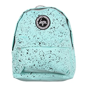 Hype Speckle Backpack - Mint/Black