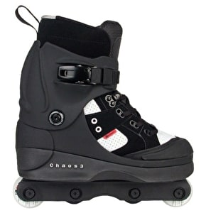 Anarchy Chaos 3 Aggressive Skates UK Size 5 (B-Stock)