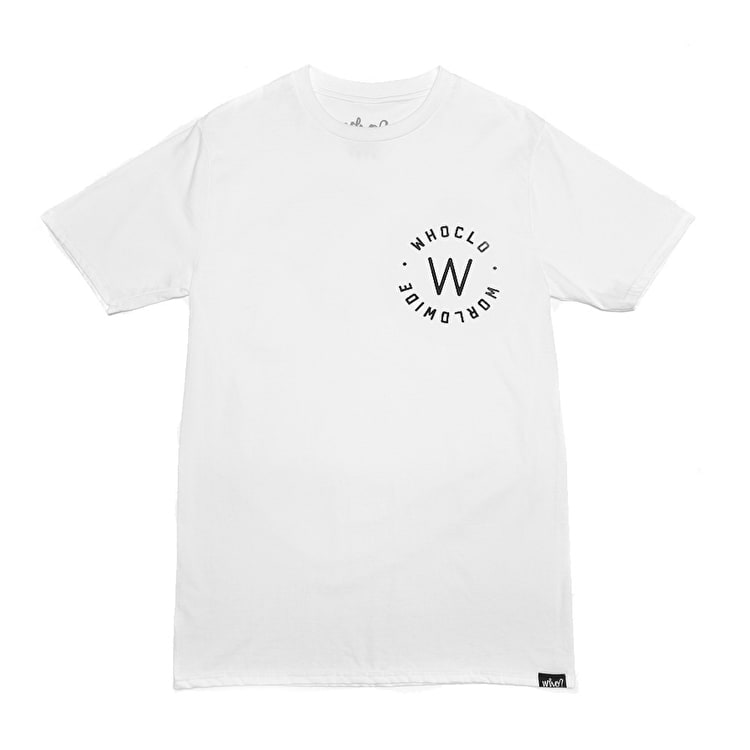 Who? WhoClo Worldwide T-Shirt - White