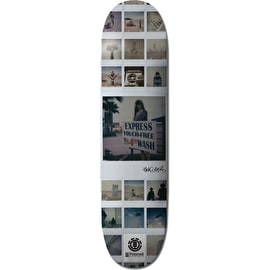 Element Polaroid Originals Skateboard Deck - Garcia 8.2