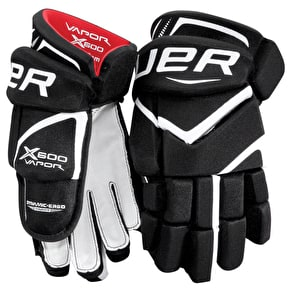 Bauer Vapor X600 Gloves - Junior 11