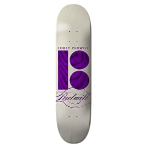 Plan B Pro Spec Pudwill Signature Skateboard Deck - 7.75
