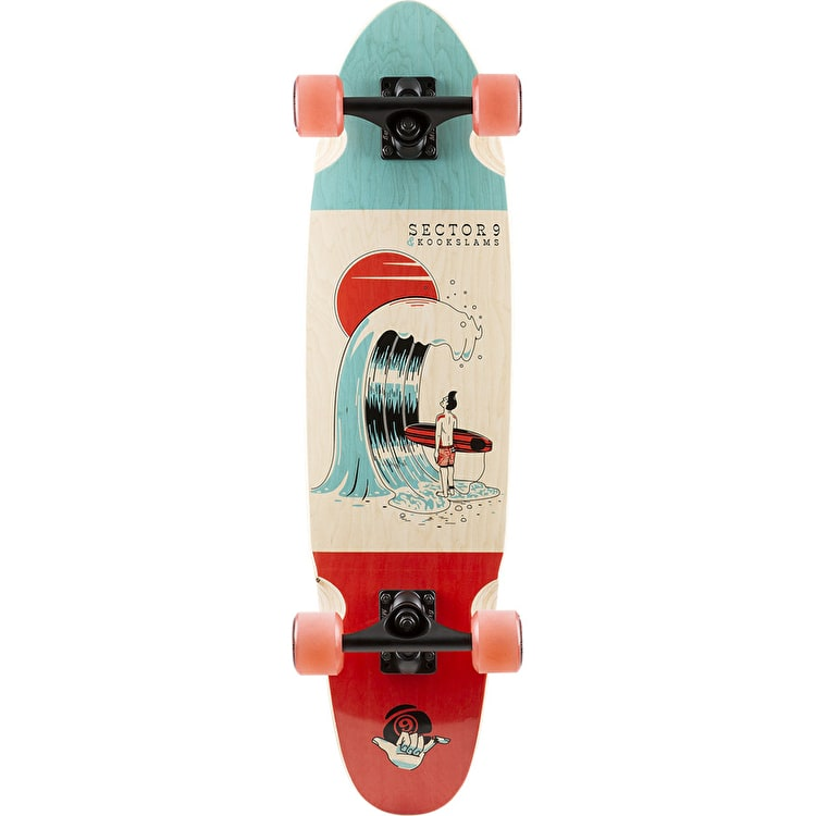Sector 9 Out There Complete Longboard - 31.5""