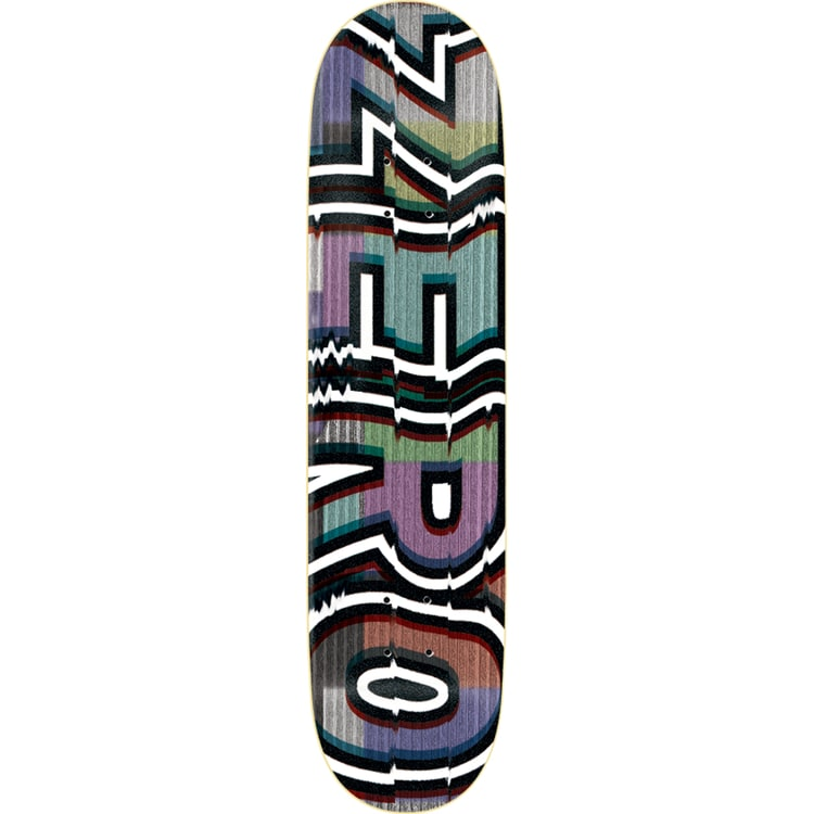 "Zero Bold Feedback Skateboard Deck 8.25"" - Multi"