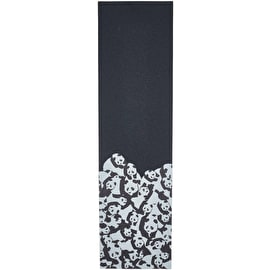 Enjoi Panda Orgy Skateboard Grip Tape - Black