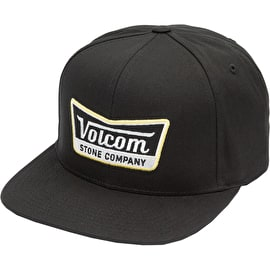 Volcom Cresticle Cap - Black