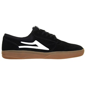 Lakai Griffin XLK Shoes - Black/Gum