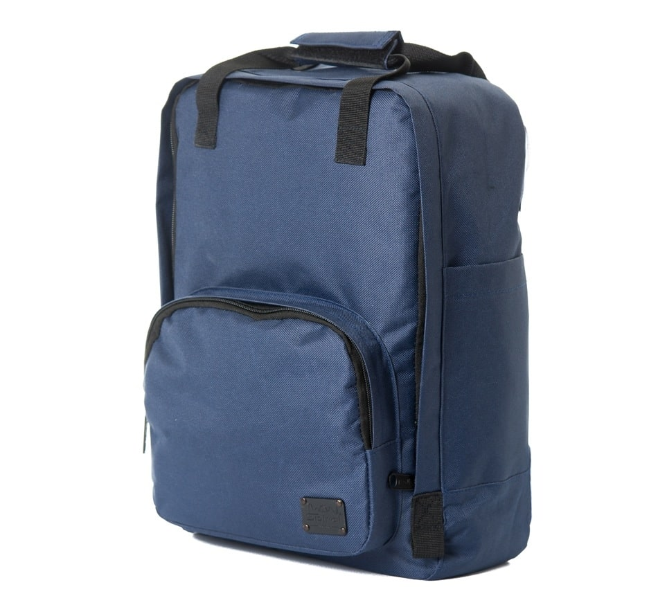 Spiral Ashbury Backpack  Classic Navy