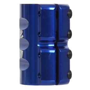 Infinity Mayan 4 Bolt SCS Scooter Clamp - Blue
