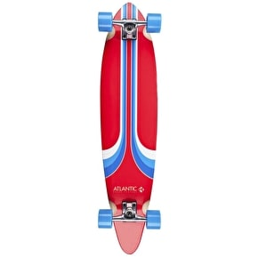 Atlantic Pintail Longboard - Atlas Red 40