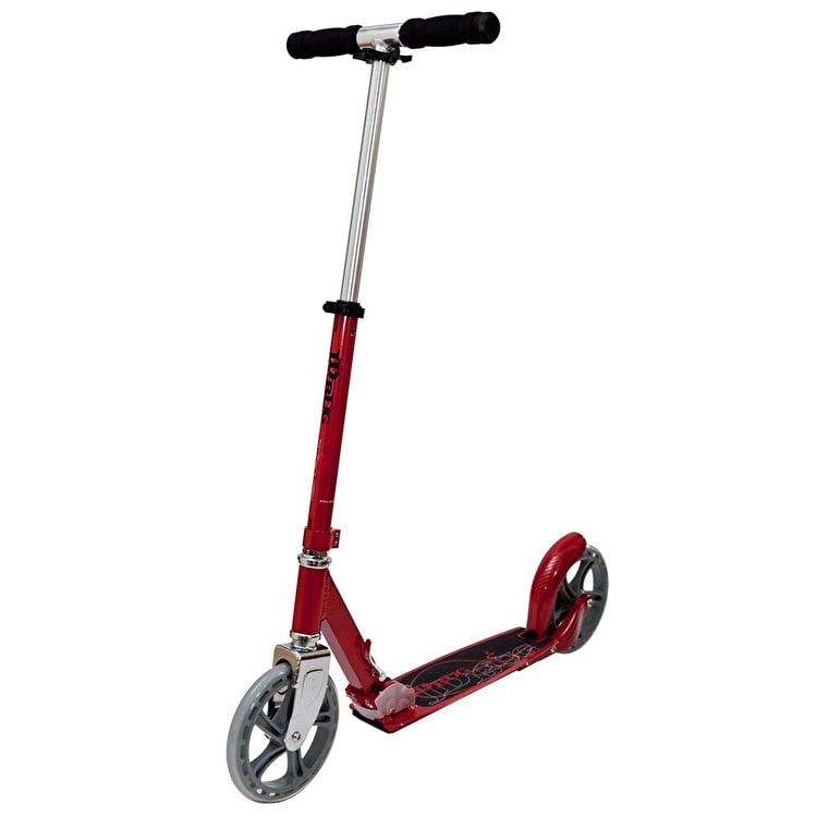 JD Bug Folding Scooter - Street MS200 Red Glow Pearl