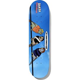 Baker 2 Birds Dee Skateboard Deck - 8.25