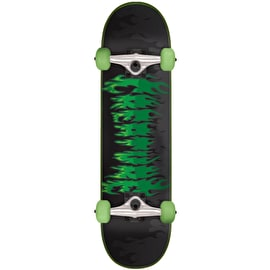 Creature Firestarter Complete Skateboard - Black/Green 8