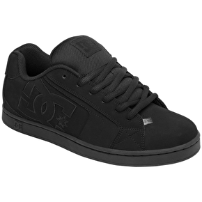 DC Net Shoes - Black/Black/Black