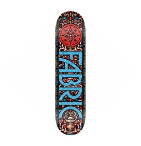 Fabric Stained Glass Skateboard Deck - 8.0''