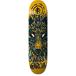 Element FOS Garcia Wolf Skateboard Deck - 8