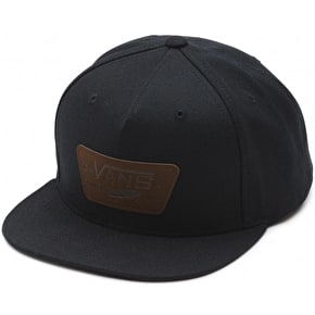Vans Full Patch Snapback Starter Cap - Black