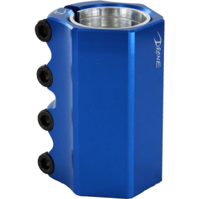 Drone Hive SCS V2 Clamp - Blue
