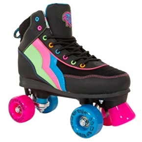 Rio Roller Quad Skates - Passion UK Junior 13 (B-Stock)